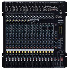 Tables de mixage Yamaha MG206C