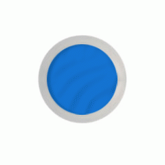 Gel couleur Aqua - 10gr
