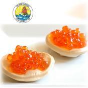 Oeufs de saumon sauvage 'Façon Russe'