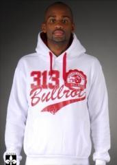 Sweat shirt capuche streetwear marque Bullrot