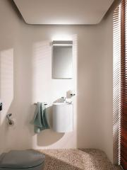 Miroir pour la salle de bain