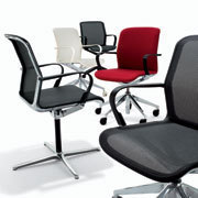 Chaises pivotantes de bureau Filo