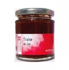Confiture de fraise de Zoé