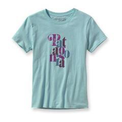 T-Shirts / Patagonia Women's Overlap Logo