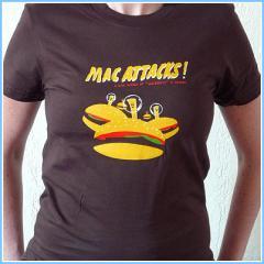 Tee shirt femme American invaders