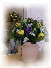 Fleurs stabilisées