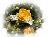 Compositions florales grandes