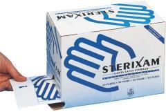 Les gants latex pré-poudrés