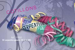 Serpentins - ref.: 10005