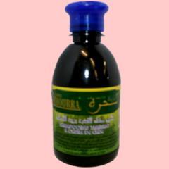 Shampooing  traitant  à l'huile de nigelle