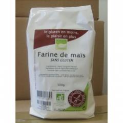 Farine de maïs - Référence : NAT023