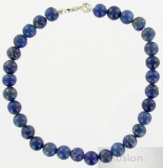 Bracelet en Howlite Lapis Lazuli - Réf. JABR08
