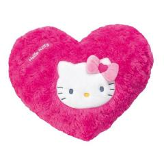 Coussin coeur Hello Kitty