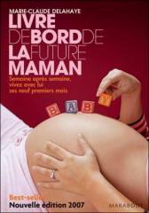 Livre de bord de la future maman - MARABOUT