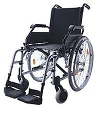 Pyro light Vario : fauteuil roulant pliant manuel
