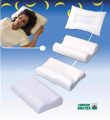 Travesseiros ortopédicos