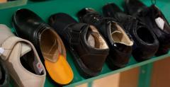 Chaussures médicalisés