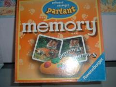 Jeu parlant Memory