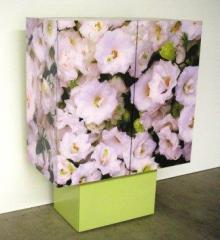 Armoire Fleur A100