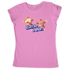 Tee shirt Ken et Barbie