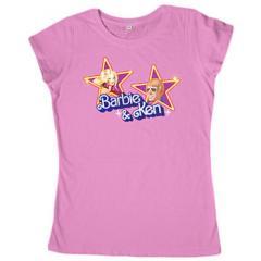 Tee shirt Ken et Barbie