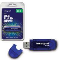 Pendrive USB 2.0 8GB Evo Integral