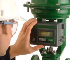 Positionneur numérique de vannes Fisher® DVC2000