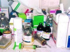 Médicaments vétérinaires