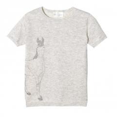 T-shirt cheval clouté enfant