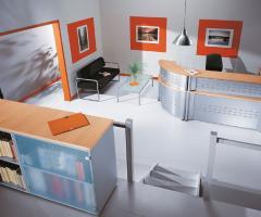 Möbel för receptioner
