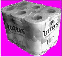 Papier toilette lotus