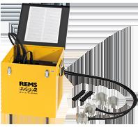 Appareil électrique à congeler les tubes REMS