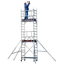 Echafaudages mobiles et modulaires aluminium