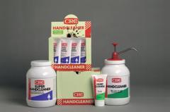 Savon nettoyant industriel pour les mains