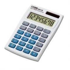 Calculatrices de poche Ibico 081X