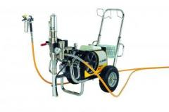Pompe hydraulique airless électrique Wagner