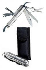 Couteau multifonctions gravure texte