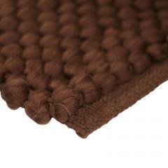 Tapis Bulle 55X85 Chocolat