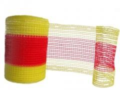 Barrière de chantier bicolore Balico