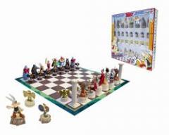Astérix jeu d'échecs