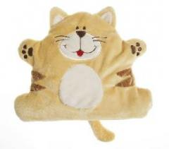 Peluche bouillotte chat Cherry Baby