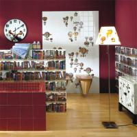Carrelages  Fornasetti - Libreria