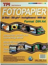 Papier photo TPI A4  Glossy