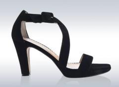 Sandale à talon haut