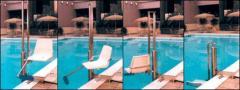 Siège ascenseur Aquatic pour piscines et spas