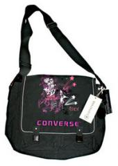 Sac Converse - Sac Besace Cabas Femme Gris Dollymoon Stargrey