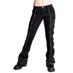 "Pantalon ""Zip Hipster"" denim"