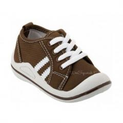 Chaussures garçons › Tennis Marron - Wee Squeak