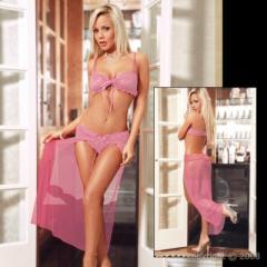 Ensemble lingerie » HUS_EL_421_PNK