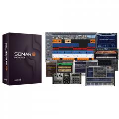 Logiciel Audio SONAR 8.5 Producer